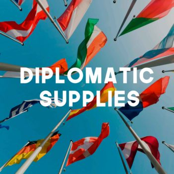 Diplomatic supplies OSMO 2050